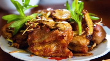 bê chao - ẩm thực mộc châu
